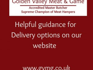 Helpful guidance when choosing delivery