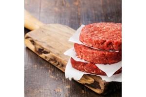 4 x 6oz Firecracker Chilli Burger