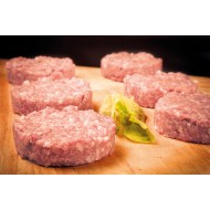 4 x 6oz Pork & Apple Burgers