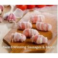 Award Winning Sausages & Bacon