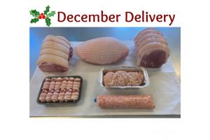 Medium Pork Christmas Hamper (Available for Delivery 29th Nov - 23rd Dec)