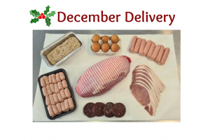 Turkey Hamper (Available for Delivery 29th Nov - 23rd Dec)