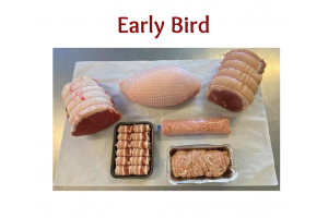 Early Bird Medium Beef Christmas Hamper       (Delivered by 26th Nov 2021)