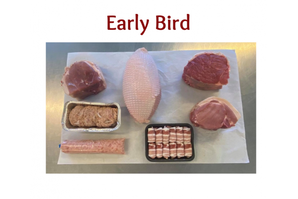 Early Bird Small Christmas Hamper (Delivered by 26th Nov 2021)