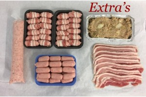 Award Winning Pork Sausage Meat