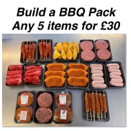 Build your own BBQ Pack