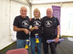 £614 raised for St. Michael's Hospice