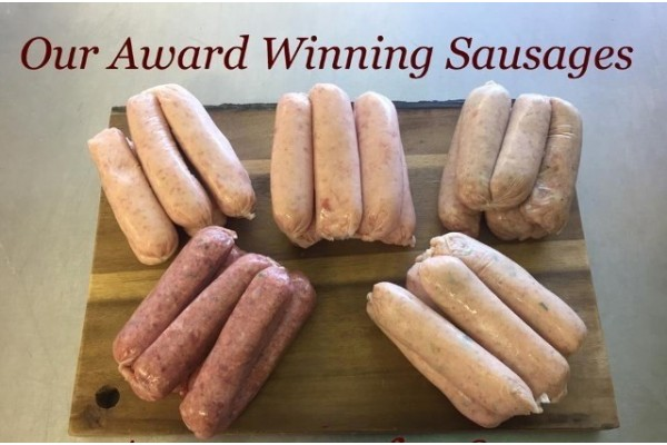Mix n Match Sausages  BUY 4 TRAYS FOR £10
