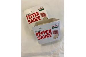 Pepper Sauce Pot