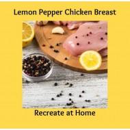 Sous Vide Lemon Pepper Chicken Breast