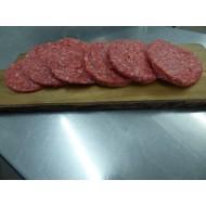 4 x 1/4lb Ham Burger