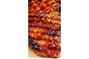 4 x Flavoured Boneless Loin Steaks
