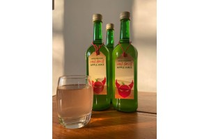 Herefordshire Red Devil Apple Juice