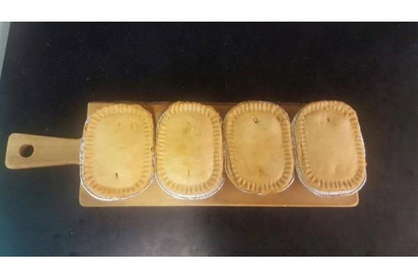 4 x Individual Pies